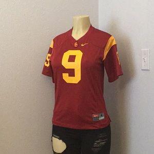 USC football 9  jersey